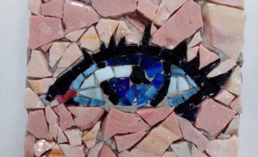 Mozaika Oko