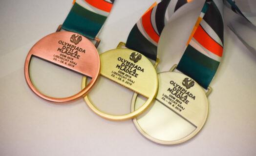 medaile Filip Lukavec