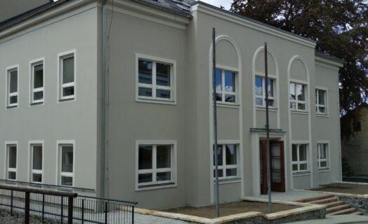 Budova SUPŠS